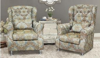 Крісла та пуфи